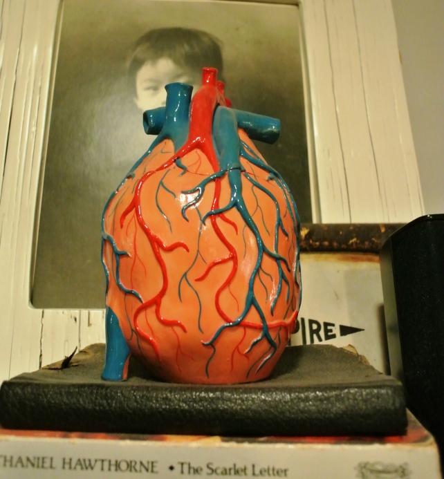 A heart!