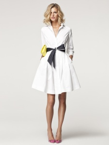 white shirtdress 2