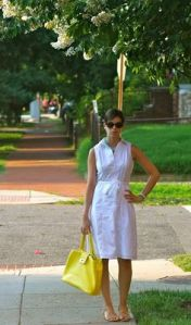 white shirtdress 3
