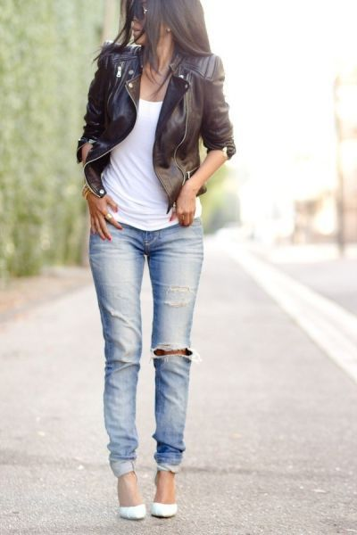 white heels 2