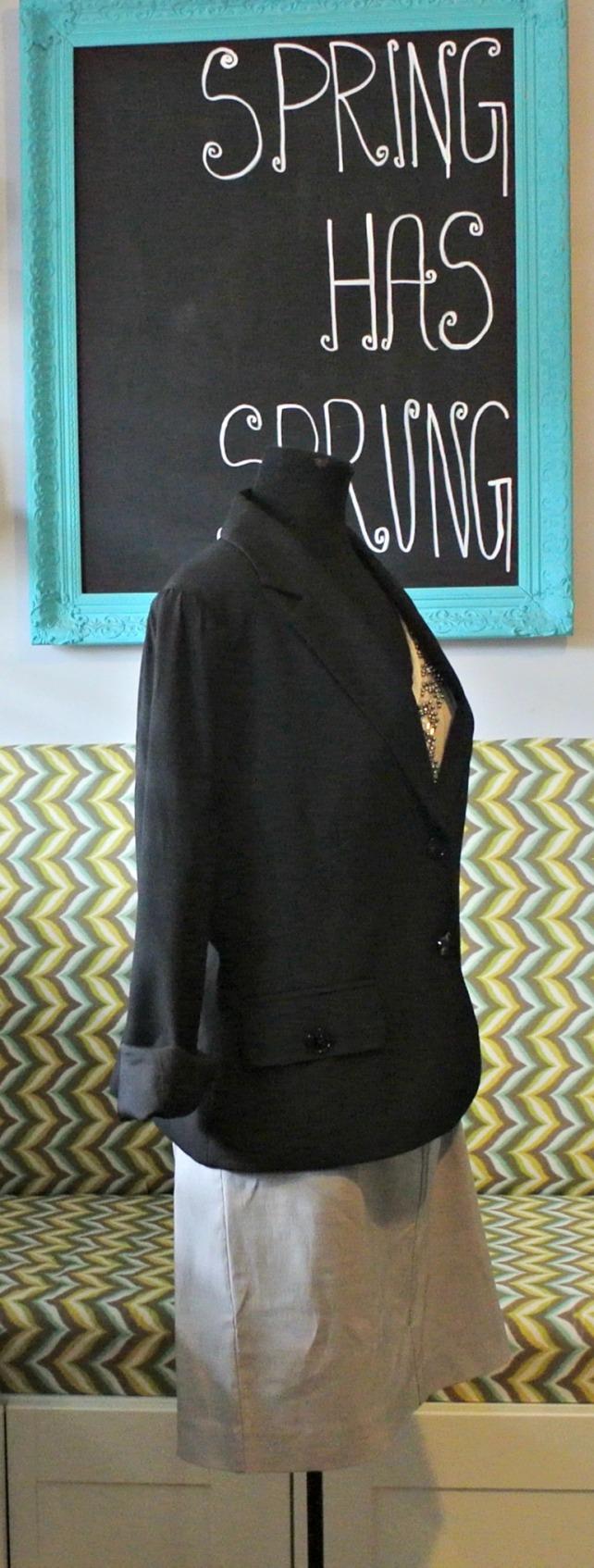 black pinstripe jacket 3