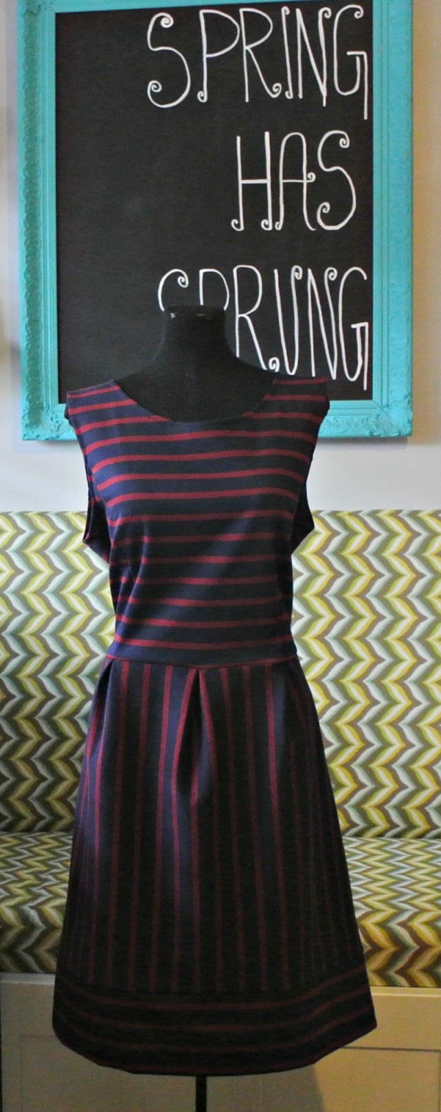 circus dress 1
