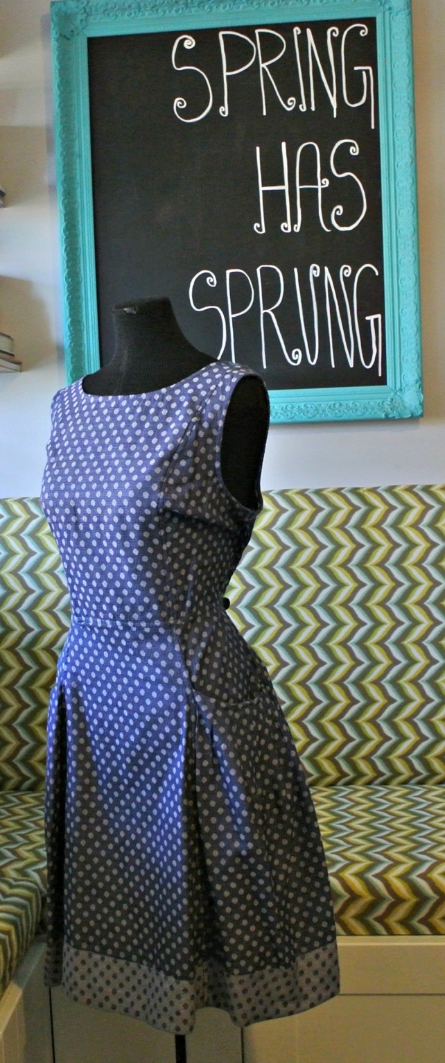 dots dress 2