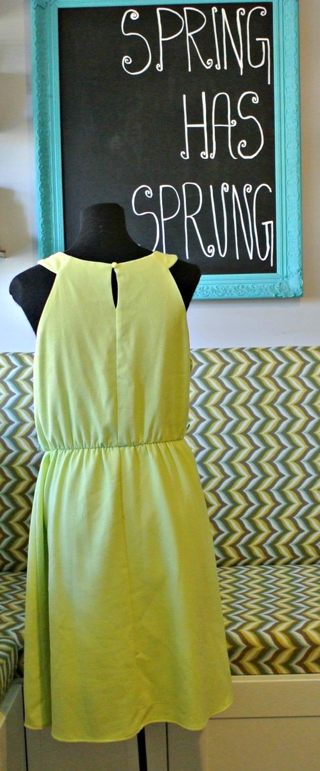 neon dress 1