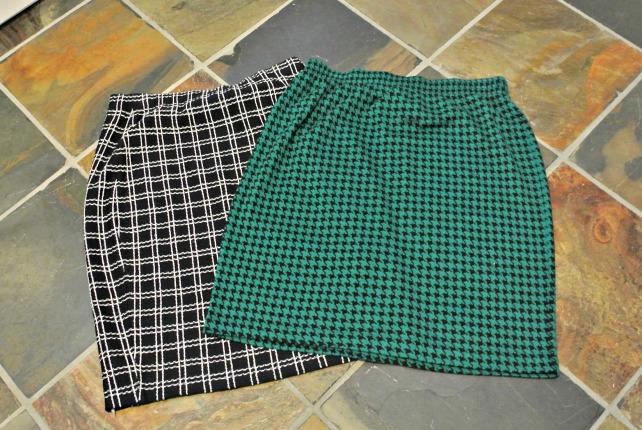 stretchy skirts 1