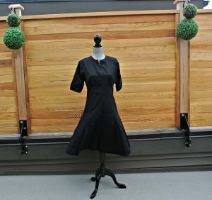 sc black dress