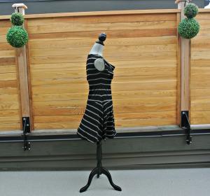 sc cling dress 2