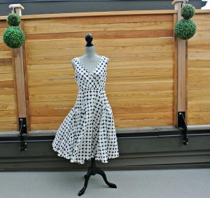 sc dots dress 2