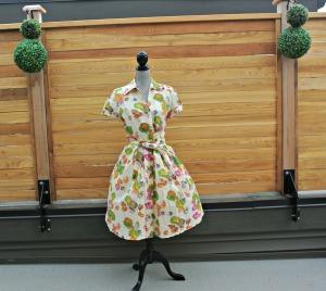 sc floral dress
