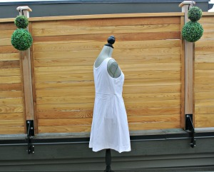 sc white dress